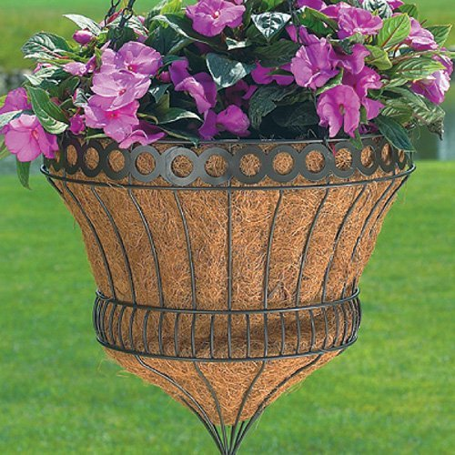 Solar Hanging Garden Planter Solar Light Kit