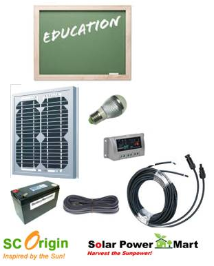 10W Education DIY Kit 2013