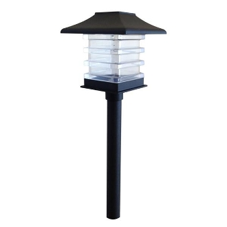 Solar Trenton Path Light