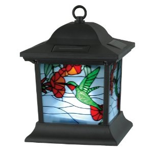 Solar Hummingbird Lantern Light (SC91613)
