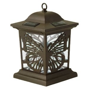 Solar Butterfly Walk Light (SC91611)
