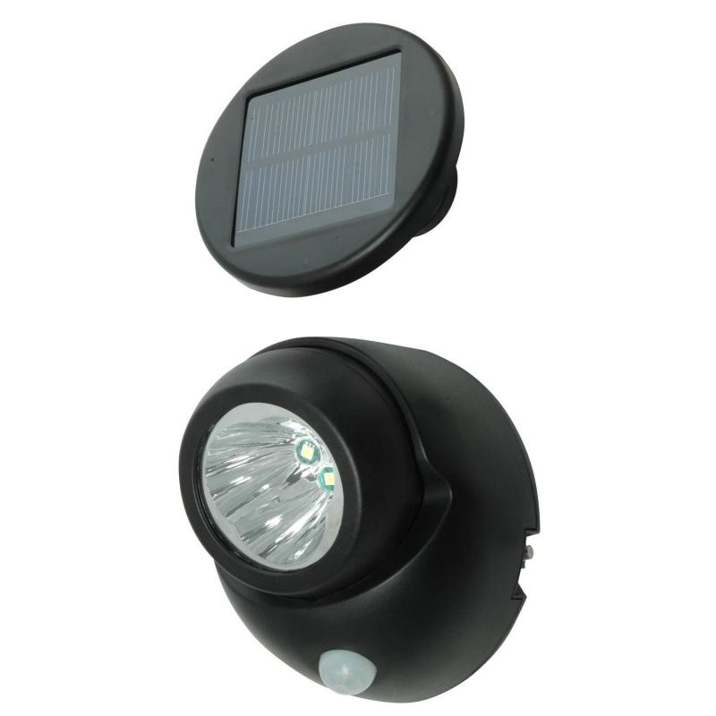 Solar Guardian Security Spotlight With PIR Motion Sensor