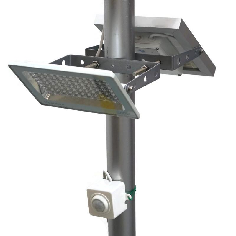 Guardian 580X Solar Flood Light