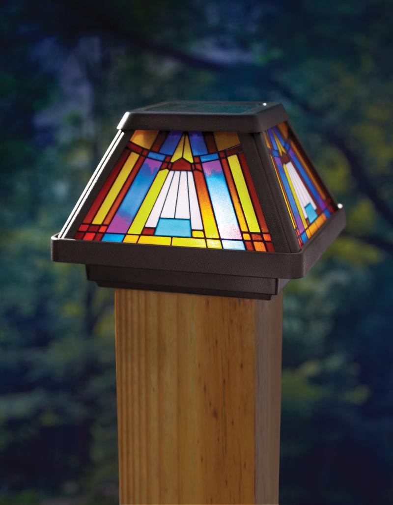 Solar Inglenook Wall Light
