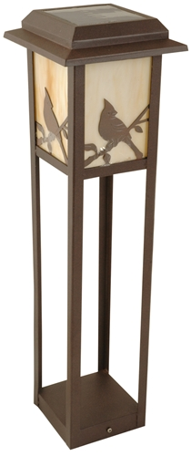 Solar Woodlawn Post Light