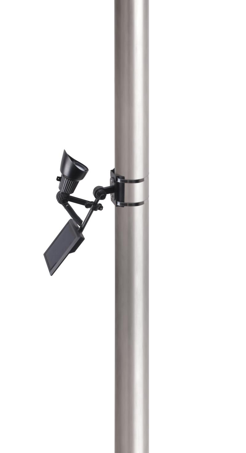 Solar Mini 50X Flag Pole Spotlight