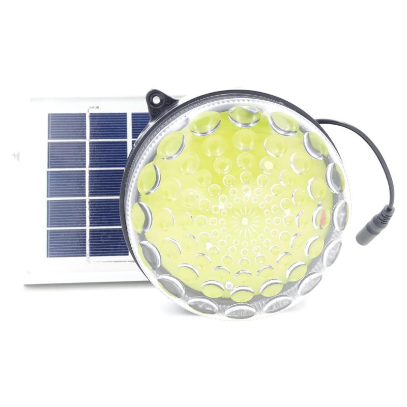 ROXY Solar Shed Light
