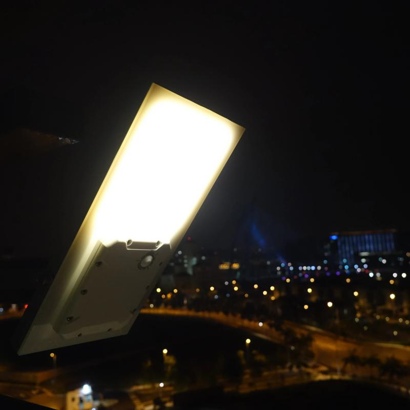 HEX 780 Solar Street Light
