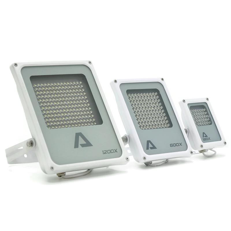 Alpha 1200X Solar Flood Light