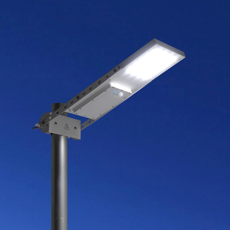 Alpha 1080X Solar Street Light Gen 2
