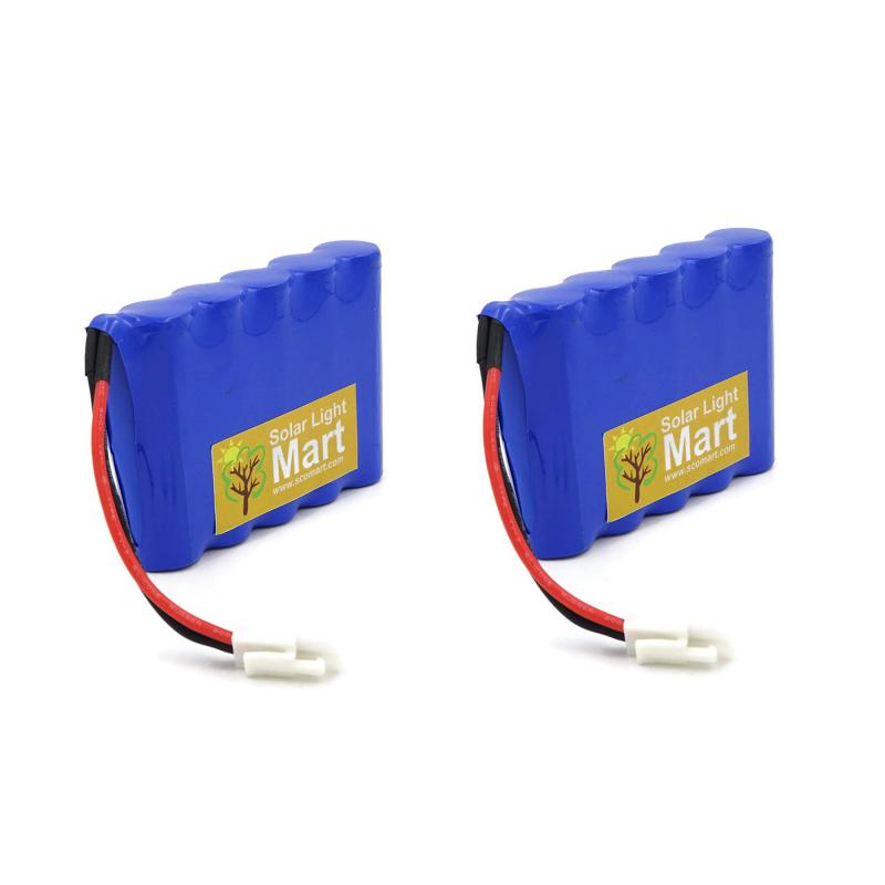 Lithium Battery 18650X4 Pack of 2