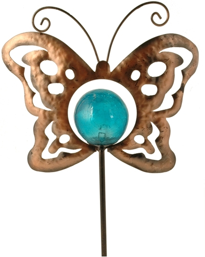 Solar Butterfly Path Light