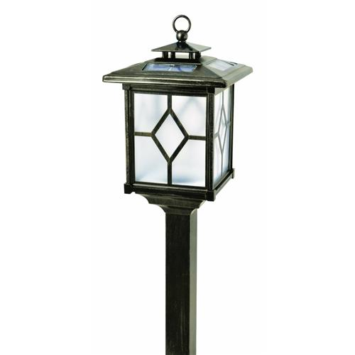 Stainless Steel Lantern Pagoda Light