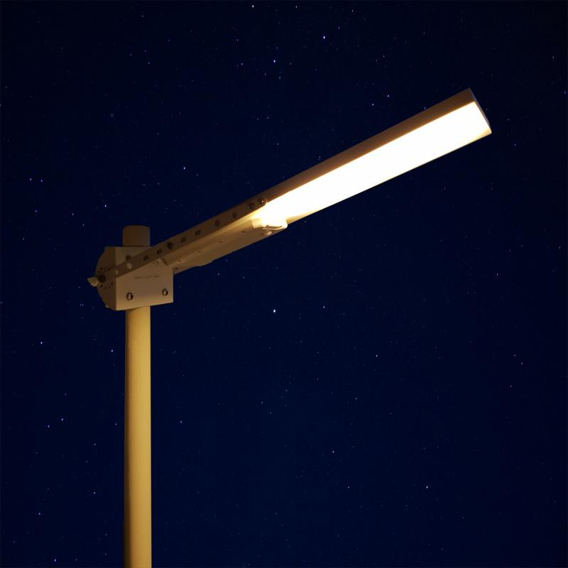 HEX 1600X Solar Street Light