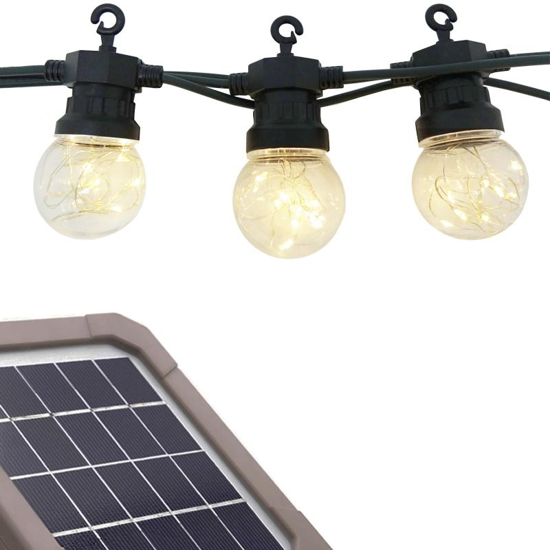 Philippi Vintange Solar Light Bulb