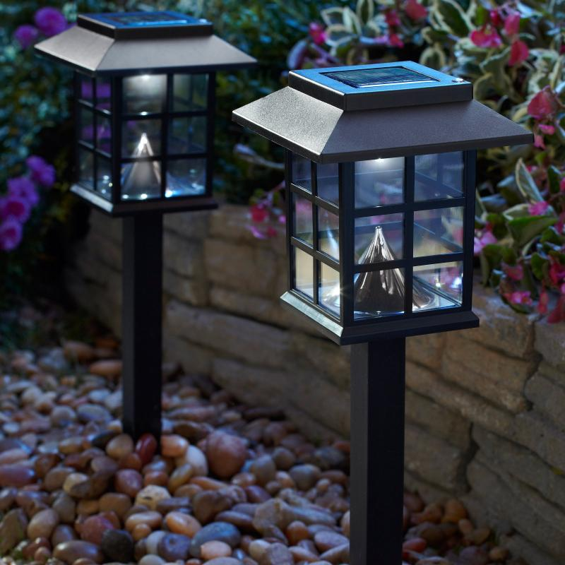 Solar MissionLamp Post Light